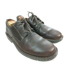 Unstructured by Clarks Men's Leather Oxford 9.5 M